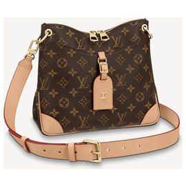 Louis Vuitton-LV odeon PM new-Brown