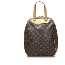 Louis Vuitton-Louis Vuitton Brown Monogram Excursion-Brown