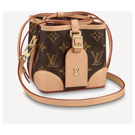 Louis Vuitton-LV Noe Purse new-Brown
