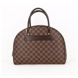 Louis Vuitton-Louis Vuitton Nolita-Brown