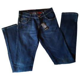 Levi's-Slim fit-Dark blue