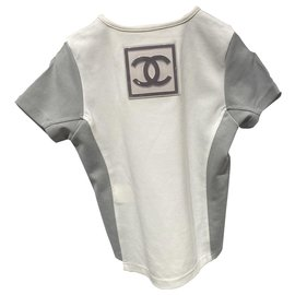 Chanel-Tops-White,Grey