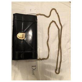 Dior-Diorama pochette-Noir