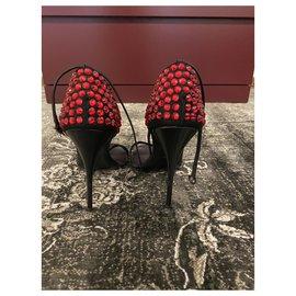 Giuseppe Zanotti-sandals-Black