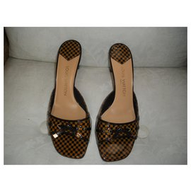 Louis Vuitton-Mules-Other