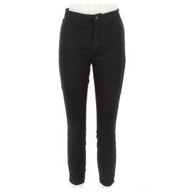 Chanel-Trousers-Black