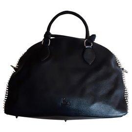 Christian Louboutin-Handbags-Black