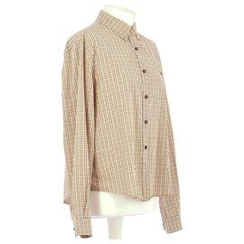 Burberry-Shirt-Brown