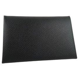 Hermès-Hermès clutch-Black