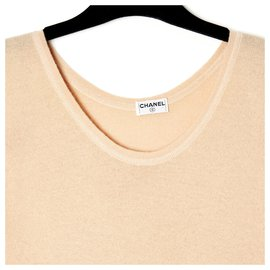 Chanel-light peach cashmere38-Pink