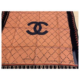 Chanel-Chanel scarf-Multiple colors