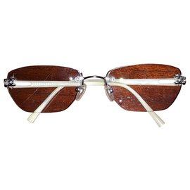 Chanel-CHANEL frames-White