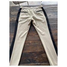Jason Wu-Pants, leggings-Beige
