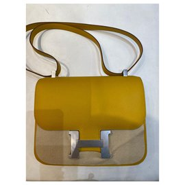 Hermès-Constance-Yellow
