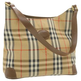 Burberry-Burberry Shoulder bag-Brown