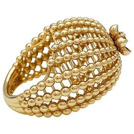"""Cartier-Bague Cartier """"Cactus de Cartier"""" en or jaune et diamants.-Autre"""