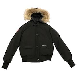 Canada Goose-Chilliwack-Black