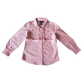 Ralph Lauren-Tops Tees-Pink