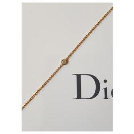 Dior-Mimioui Dior bracelet-Gold hardware