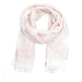 Chanel-ORGANZA PINK CC-Pink,Cream