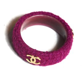 Chanel-Bracelets-Pink