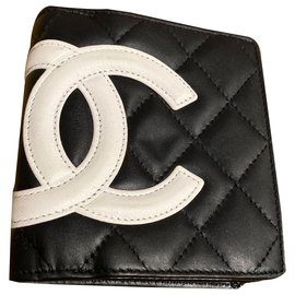 Chanel-Wallets-Black,White