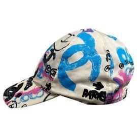 Chanel-Graffiti-Blue,Multiple colors