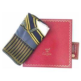 Cartier-Echarpes-Multicolore