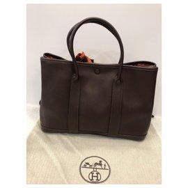 Hermès-Garden-Brown