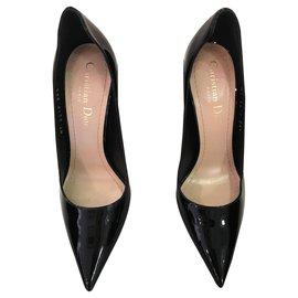 Christian Dior-Pumps-Black