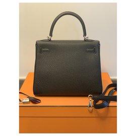 Hermès-Kelly 25 Hermes-Black