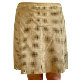 Stouls-Skirts-Beige