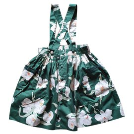 Dior-Dresses-Dark green