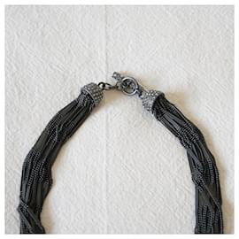 Chanel-Necklaces-Metallic