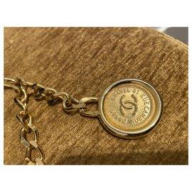Chanel-Belts-Black,Gold hardware