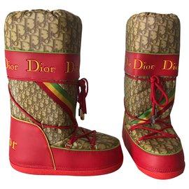 Dior-boots-Multicolore