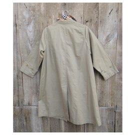 Burberry-Burberry vintage t light raincoat 42-Beige