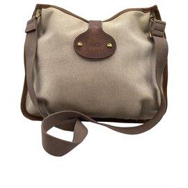 Hermès-Hermès rodeo bag-Beige