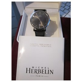 Michel Herbelin-EPSILON-Silvery