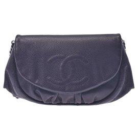Chanel-Chanel Half moon-Purple