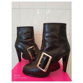 Burberry-Burberry Boots-Black