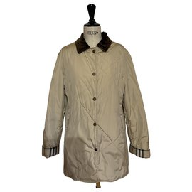 Burberry-Vintage campaign jacket-Beige