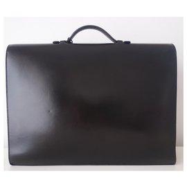 Hermès-Hermès dispatch bag-Black