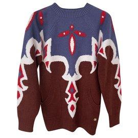 Chanel-new ICONIC Paris-Dallas sweater-Multiple colors