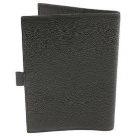 Hermès-Hermès agenda cover-Black