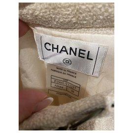 Chanel-Jackets-Beige