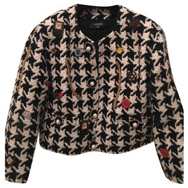 Chanel-Vintage chanel collector jacket-Other