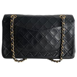 Chanel-Chanel Timeless-Noir