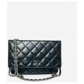 Chanel-Sacs à main-Noir