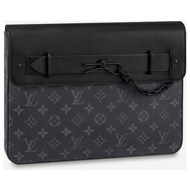 Louis Vuitton-LV steamer pochette new-Grey
